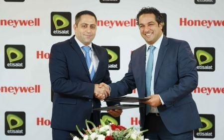 honeywell-partners-with-etisalat-misr-to-deploy-digital-solutions-in-egypt-s-new-smart-city