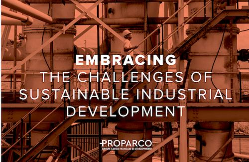 Embracing the Challenges of Sustainable Industrial Development (Private Sector & Development)