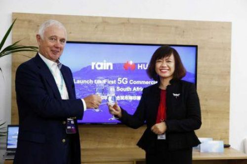 South Africa: Rain announces 5G roll out in September 2019 with Huawei's technical support