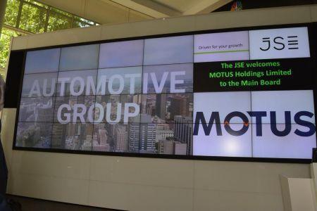motus-holdings-gets-listed-on-the-johannesburg-stock-exchange