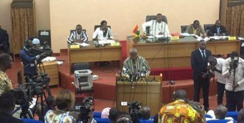 Burkina Faso: IT to be a key priority for national development