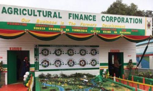 Kenyan govt to back the agricultural finance corporation with $14mln over 3 years