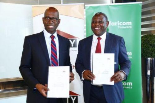 Safaricom and Equity Bank announce partnership to boost financial inclusion in Kenya