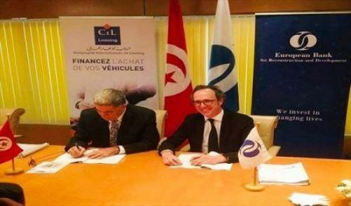 Tunisia's CIL secures $5.5 mln EBRD expansion loan