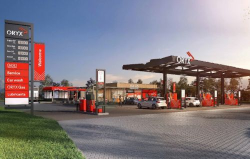 Oryx Energies service stations are changing and that launches the new dynamic of the group