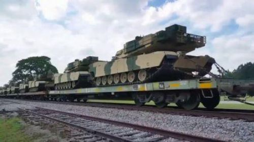 Morocco to buy 162 Abrams tanks equipment and weaponry from the USA