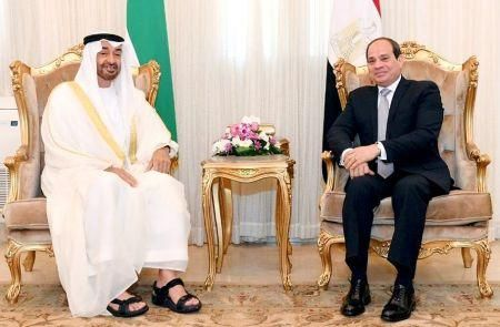egypt-plans-20-bln-joint-investment-in-social-and-economic-projects-with-uae