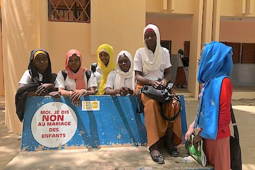 Chad: The African Development Bank grants $11.26 million for women and girls' education
