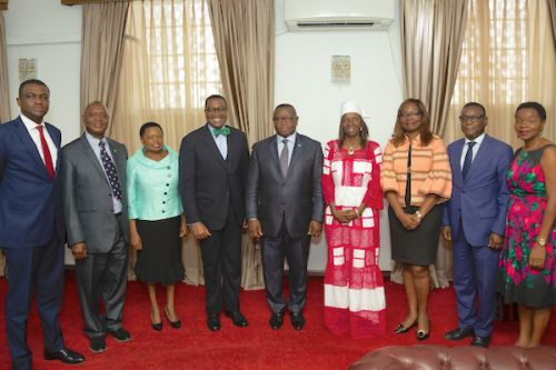 Sierra Leone to count on African Development Bank to help build resilient economy, restore self-sufficiency in rice production