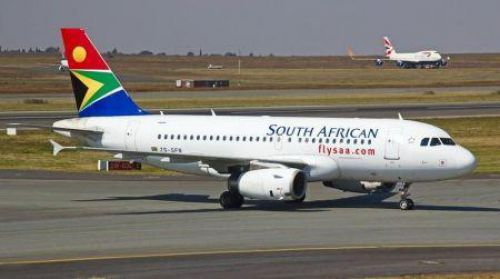 South African Airways will require $540 million working capital from December 2018
