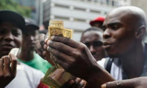 Zimbabwe to limit US dollar- denominated transactions