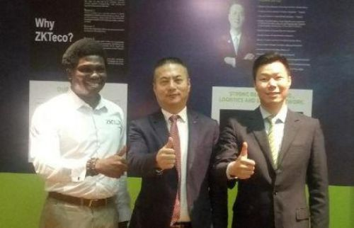 Chinese ZKTeco to open an office and a research center in Nigeria
