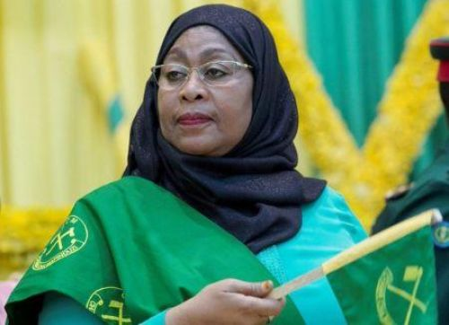Tanzania: Samia Suluhu becomes first female president after John Magufuli dies