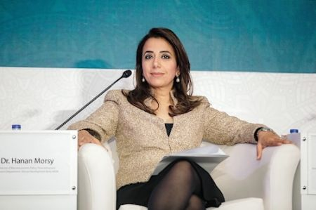 african-development-bank-director-hanan-morsy-named-one-of-egypt-s-50-most-influential-women