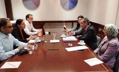 egypt-wants-to-establish-ict-relations-with-germany