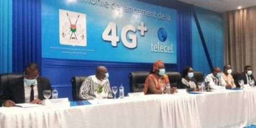 Burkina Faso: Telecel kicks off 4G+ technology