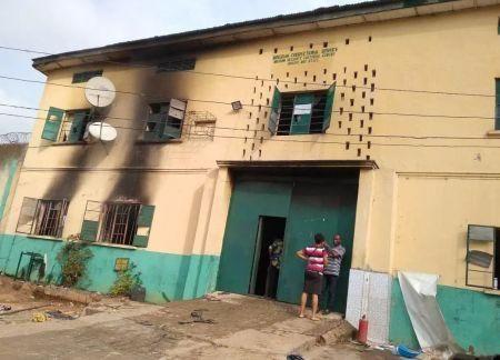 nigeria-gunmen-attack-a-prison-free-over-1-800-inmates-in-imo-state