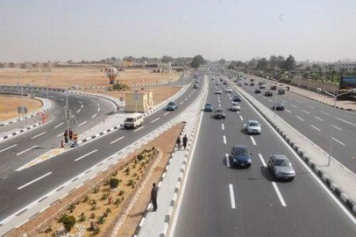 Egypt pumped $291mln into road projects last year