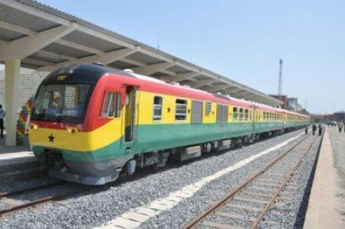 Ghana signs $500 mln agreement for a new 100-km railway