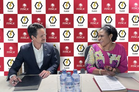 drc-flash-and-finca-have-signed-a-strategic-partnership-agreement-for-their-agents-and-clients-benefit
