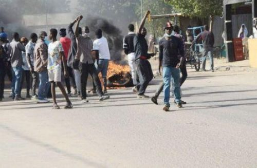 Chad: Five die in protests against TMC, Mahamat Idriss Deby calls for dialog
