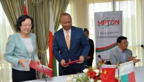 Madagascar will benefit from China's expertise to upgrade its telecom network