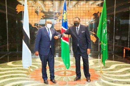 botswana-namibia-to-set-up-a-common-strategy-to-tackle-water-scarcity