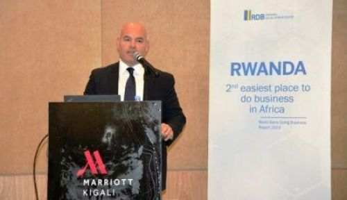 Luxembourg investors interested in business opportunities in Rwanda's IT sector