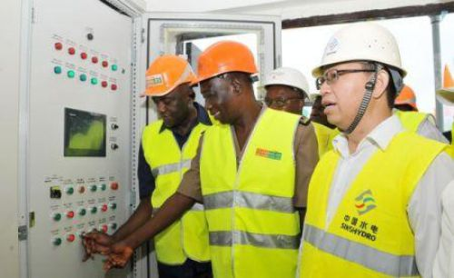 Côte d'Ivoire creates a monitoring committee for projects funded by China (government)