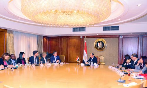 Egypt affirms support for the African Development Bank, regional integration agenda