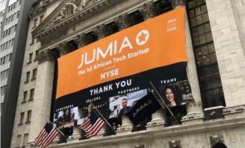 Jumia surged by 8.5% on NYSE after seven consecutive sessions in red