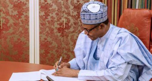 President Buhari speeds up digital identification of citizens