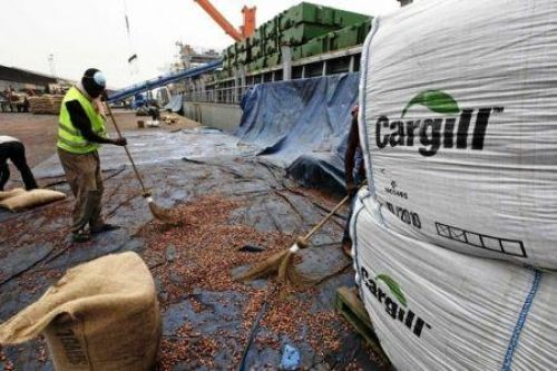US trader Cargill plans $120.5 mln agribusiness investment in Côte d'Ivoire