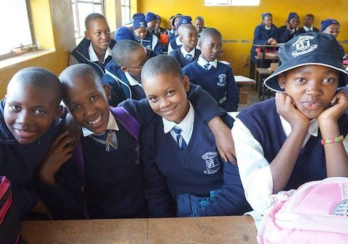 In Lesotho, an African Development Bank project enhances primary and secondary school education- report