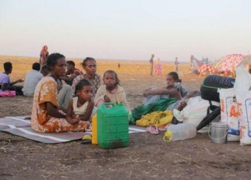 Ethiopia: Asylum seekers rise as health crisis and conflict worsen
