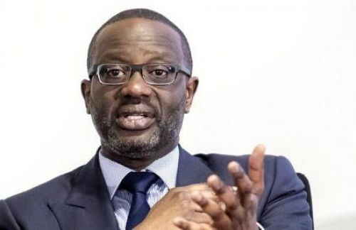 After an IPO on the NYSE, Tidjane Thiam eyes e-health