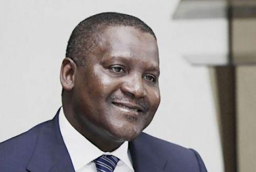 Feb 28, 2019 : Good/bad day for Aliko Dangote