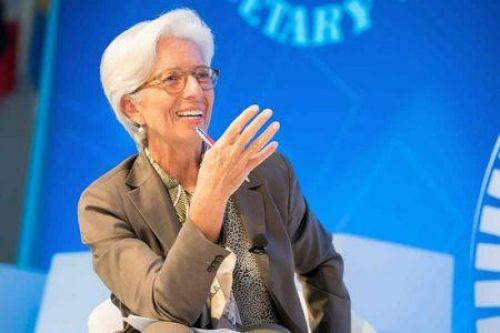 Christine Lagarde is officially leaving IMF come September 12