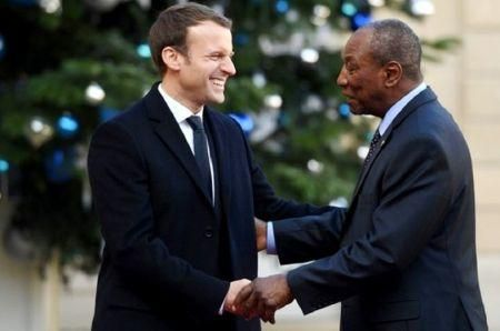 guinea-emmanuel-macron-congratulates-alpha-conde-for-winning-a-2nd-term