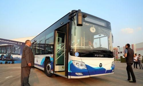 Egypt teams up with China on electric buses construction project, starting November 2020