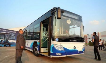 egypt-teams-up-with-china-on-electric-buses-construction-project-starting-november-2020