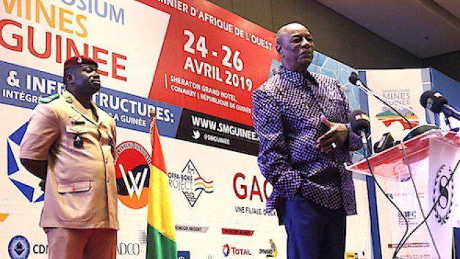 SMB-Winning Consortium, lead sponsor of the Symposium Mines Guinea 2019