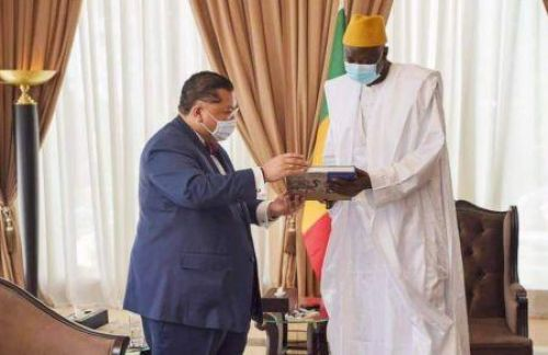 The U.S maintains suspension of military aid to Mali, until new elections