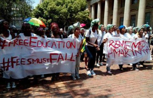 South Africa's higher education subsidy plan could considerably harm its economy (World Bank)