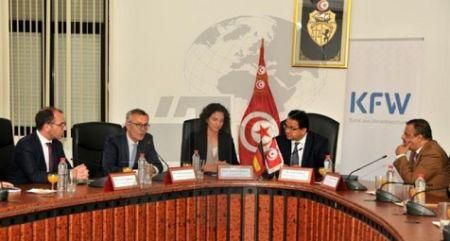 tunisia-german-bank-kfw-provides-100-million-for-water-projects