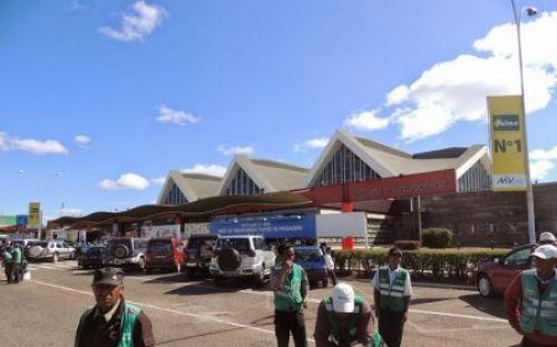 Antananarivo airport handled over 1 million passengers in 2019, first time in 20 years
