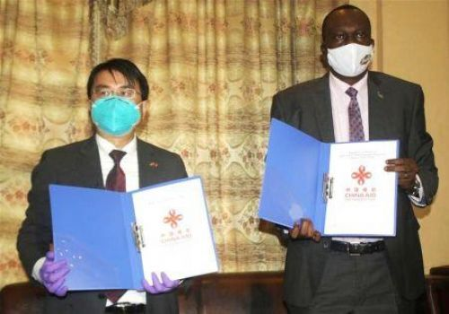 South Sudan signs 5-year health cooperation deal with China