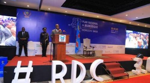DR Congo's Félix Tshisekedi announces launch of biometric identification by 2020