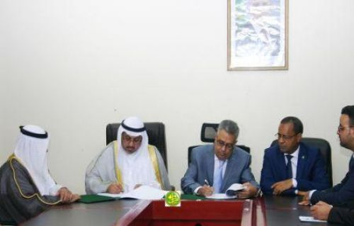 Mauritania secures $32.9 Kuwaiti financing for road project