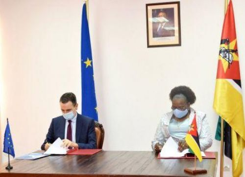 Mozambique receives $116mln EU support to combat Covid-19
